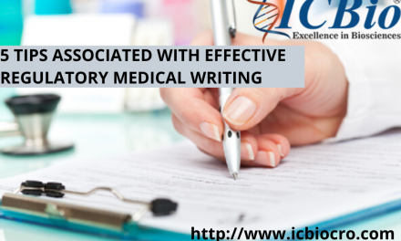 5 Tips associated with effective Regulatory medical writing